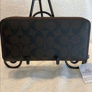 Coach Bags - Coach Disney  Minnie Mouse Accordion Wallet  NWT